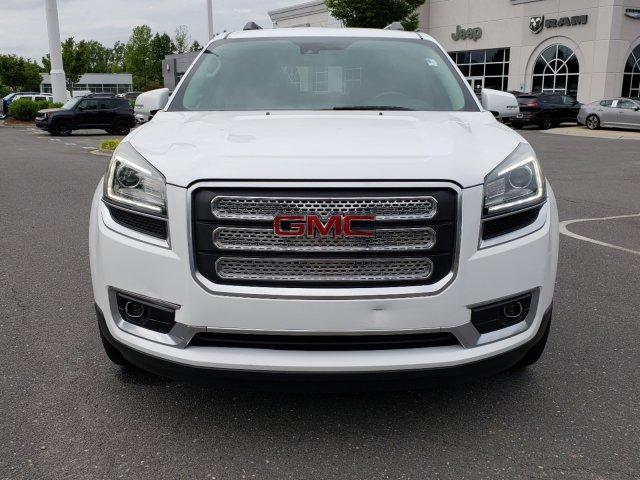 Pre-Owned 2016 GMC Acadia FWD 4dr SLT w/SLT-1