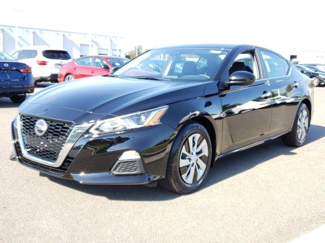 New 2020 Nissan Altima 2.5 S Sedan