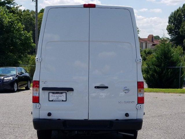New 2019 Nissan NV NV2500 HD High Roof V8 S