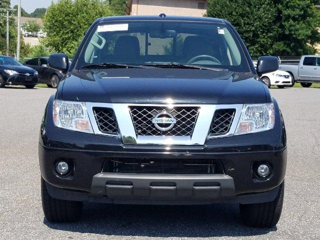 Certified Pre-Owned 2018 Nissan Frontier Crew Cab 4x2 SV V6 Auto