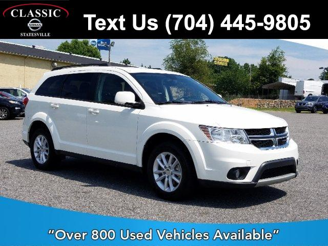 Pre-Owned 2017 Dodge Journey SXT FWD