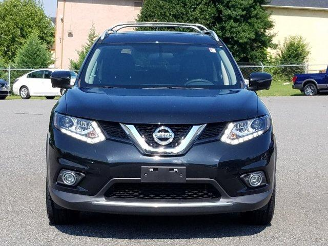 Certified Pre-Owned 2016 Nissan Rogue AWD 4dr SL