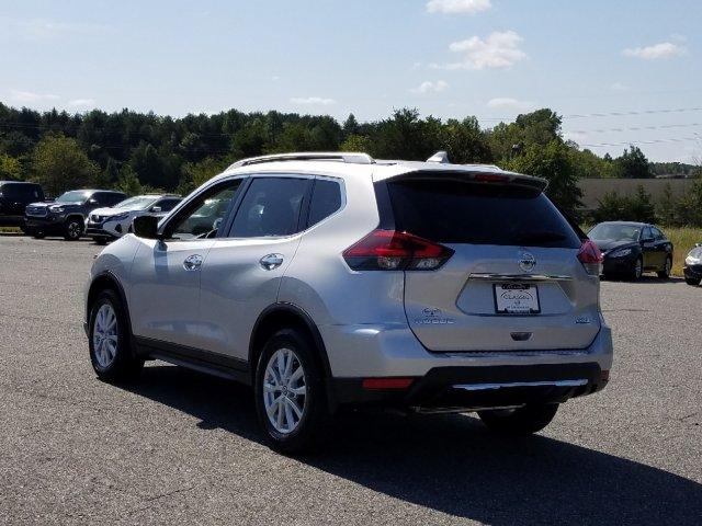 New 2020 Nissan Rogue FWD S