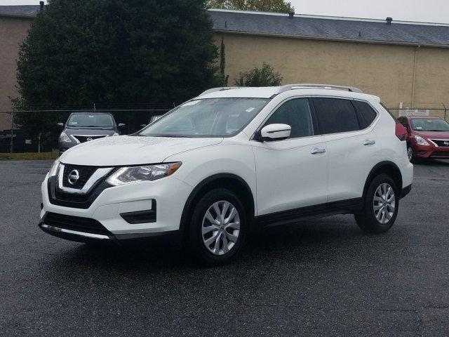 Certified Pre-Owned 2017 Nissan Rogue FWD S