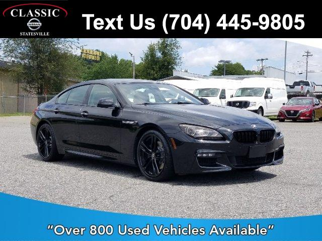 Pre-Owned 2015 BMW 6 Series 4dr Sdn 640i RWD Gran Coupe
