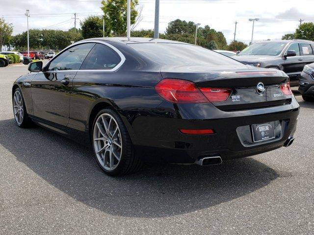Pre-Owned 2012 BMW 6 Series 2dr Cpe 650i