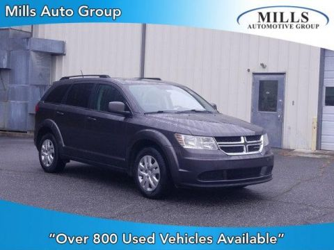 Pre-Owned 2016 Dodge Journey FWD 4dr SE
