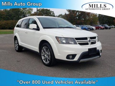 Pre-Owned 2018 Dodge Journey GT FWD