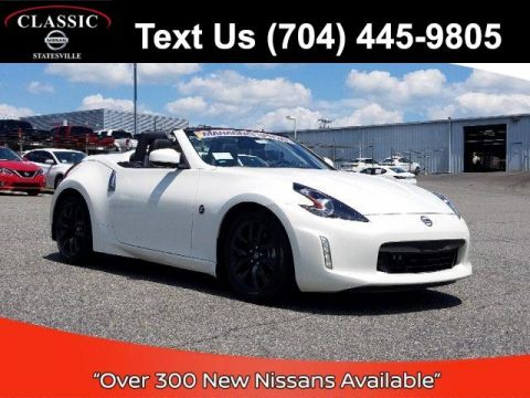 Sport Cars For Sale >> New Sports Cars For Sale In Statesville Classic Nissan Of