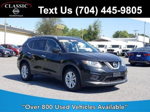 Certified Pre-Owned 2016 Nissan Rogue FWD 4dr SV